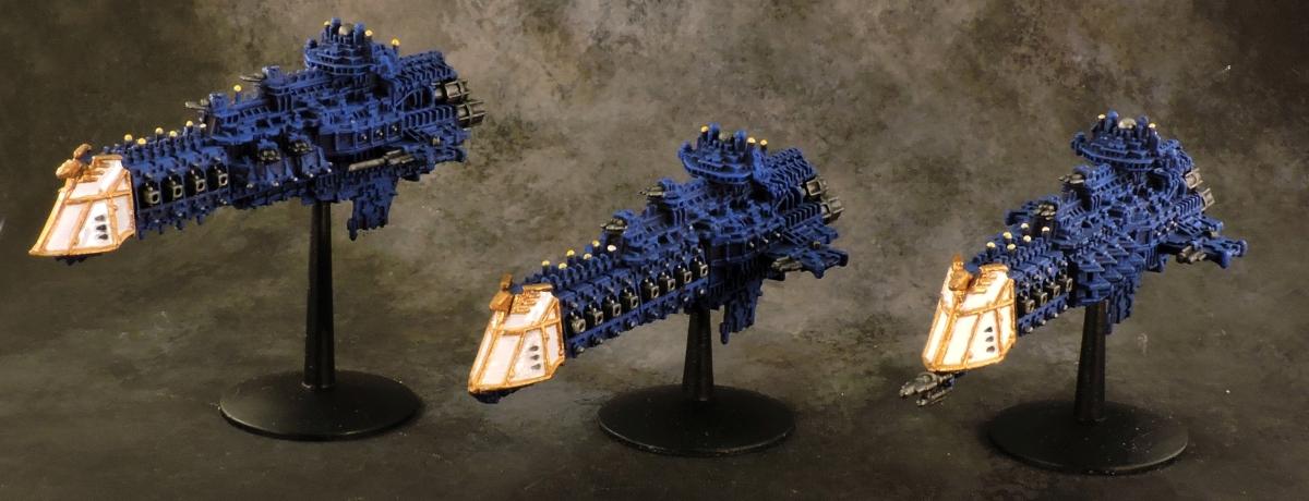 BFG Imperial - Battle Cruisers
