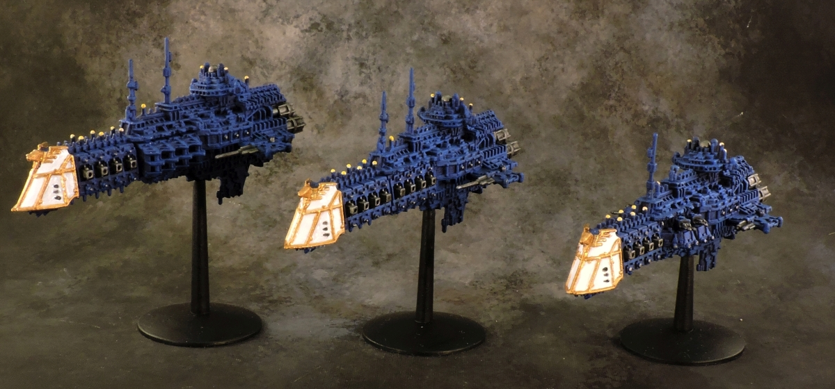 BFG Imperial - Cruiser 1