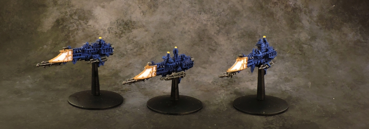 BFG Imperial - Firestorms