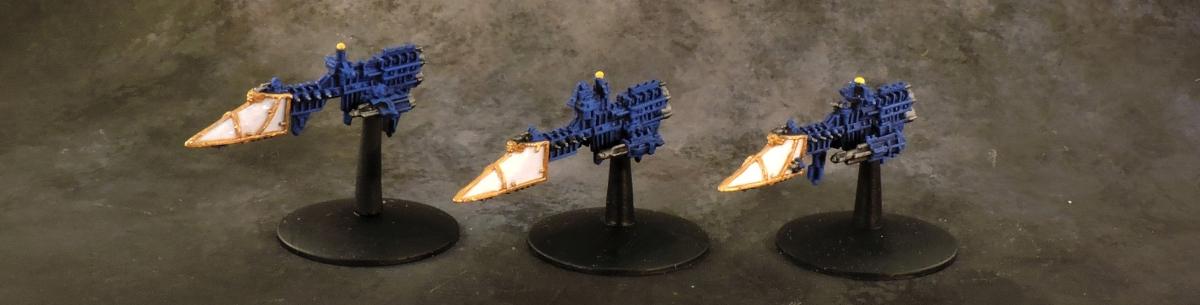 BFG Imperial - Swords