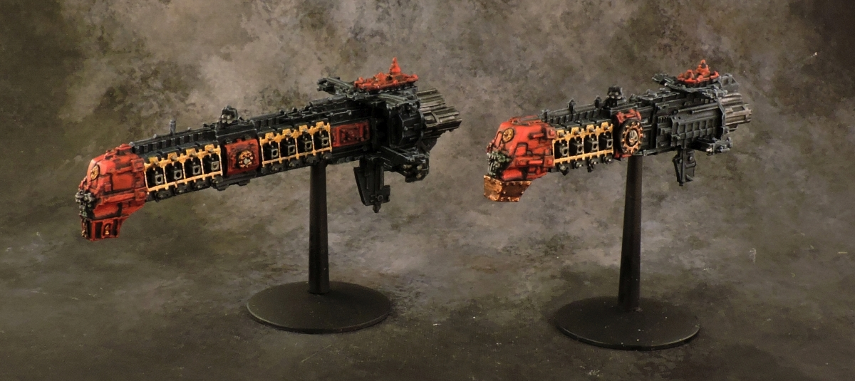 BFG Mechanicus - Cruiser