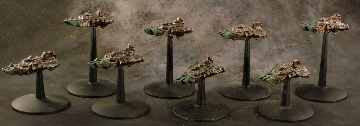 BFG Orks - Brutes