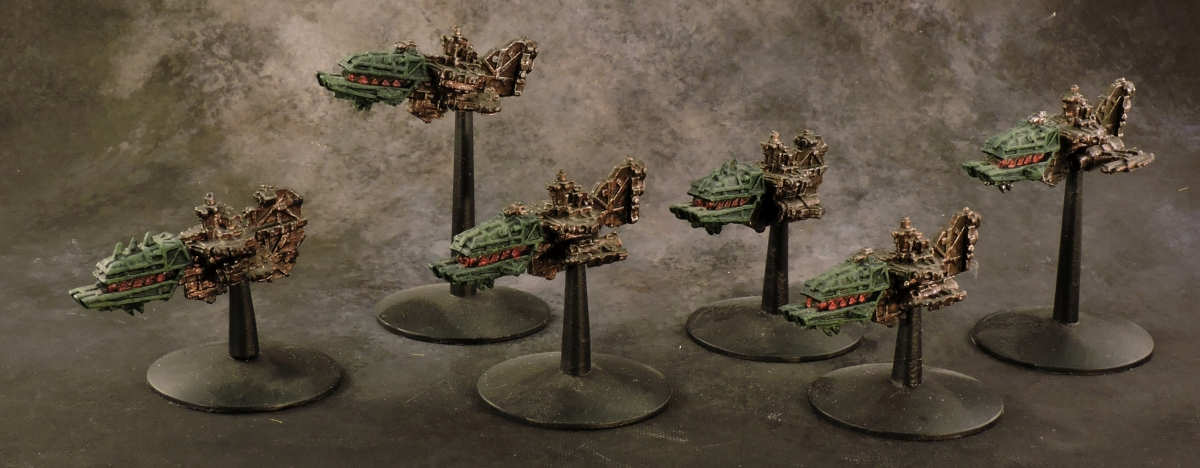 BFG Orks - Onslaughts