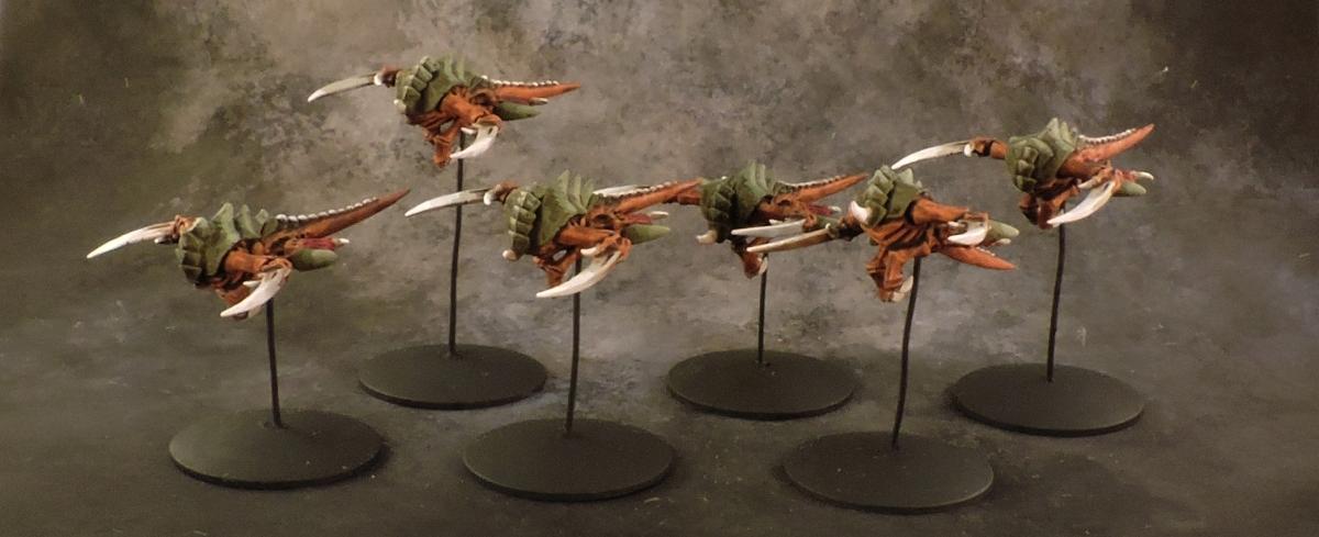 BFG Tyranids - Claw Kraken