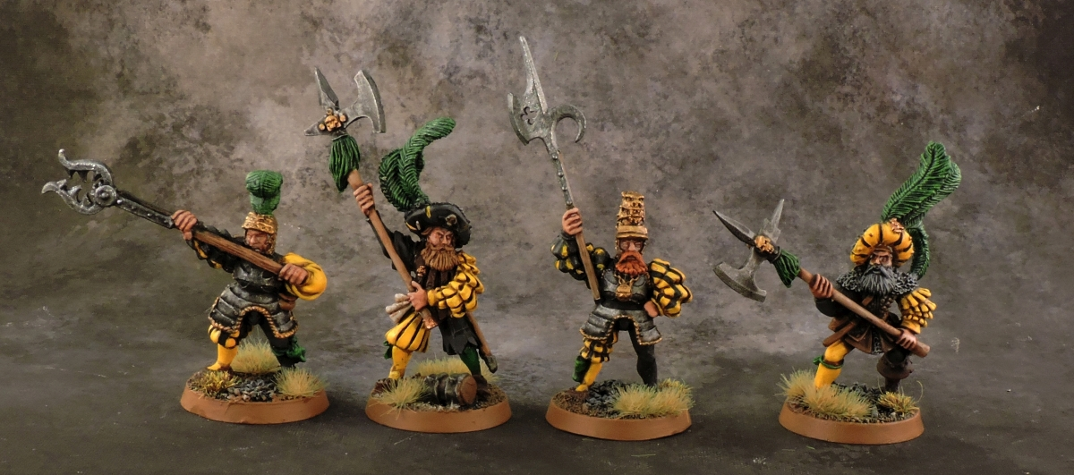 Mordheim Averlander - Warriors