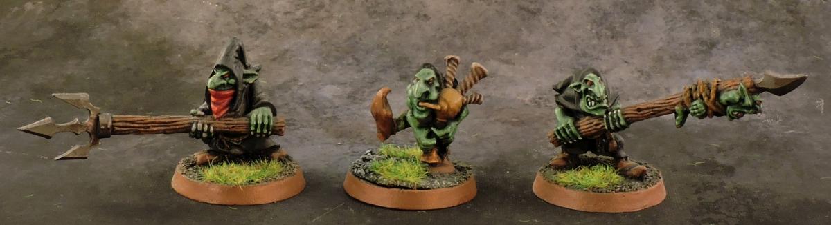 Mordheim Goblins - Herders