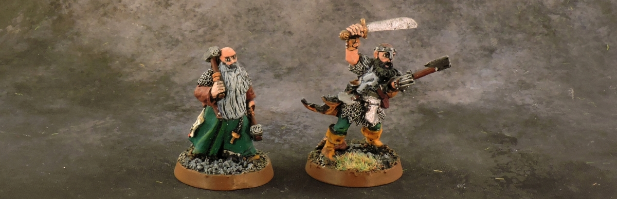 Mordheim Middenheimer - Lords