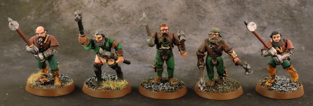 Mordheim Middenheimer - Warriors 2