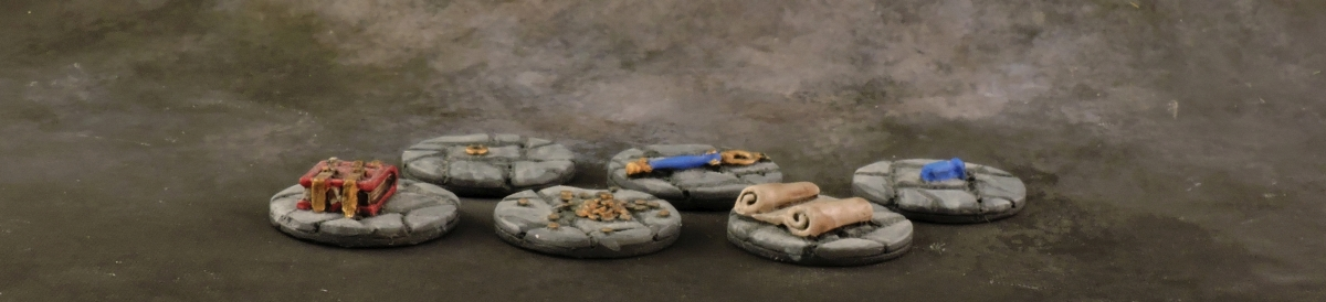Mordheim - Objectives