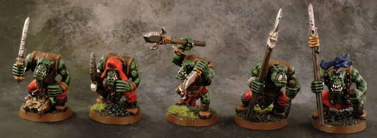 Mordheim Orcs - Boyz