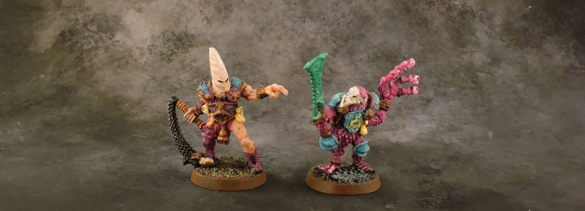 Mordheim Personas - Chaos Warriors
