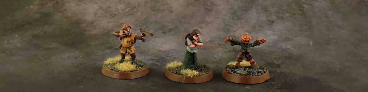 Mordheim Personas - Children
