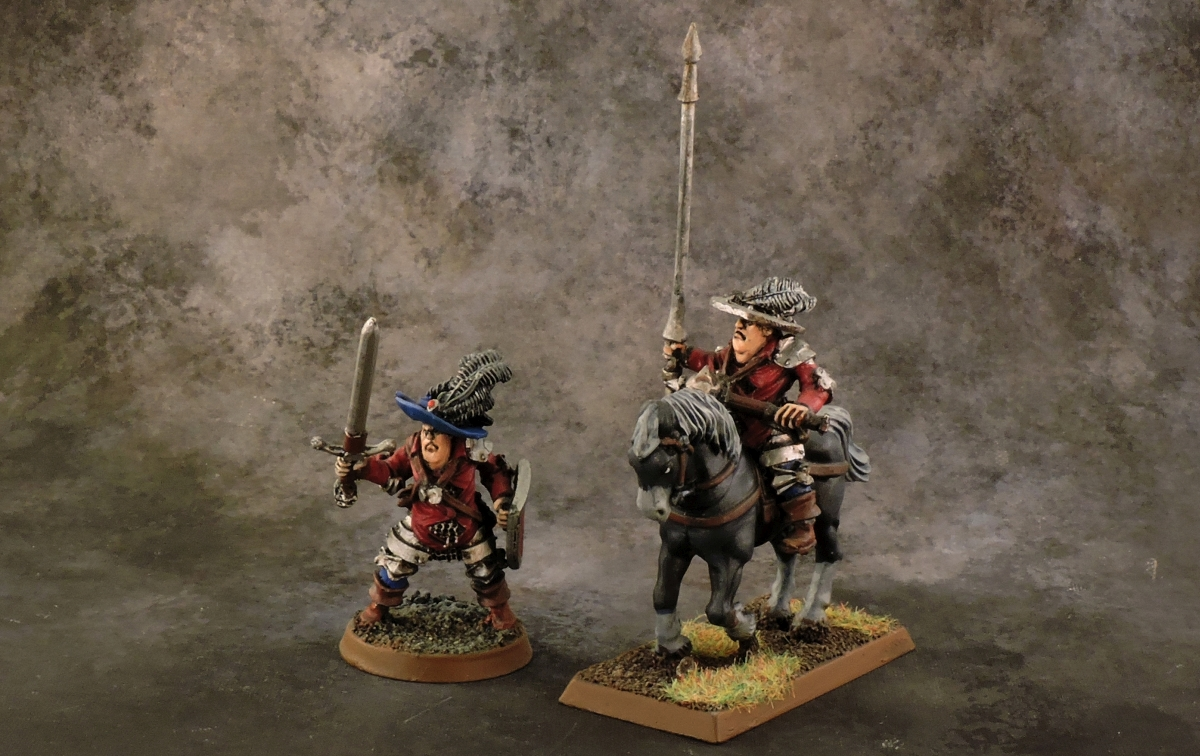 Mordheim Personas - Mercenary