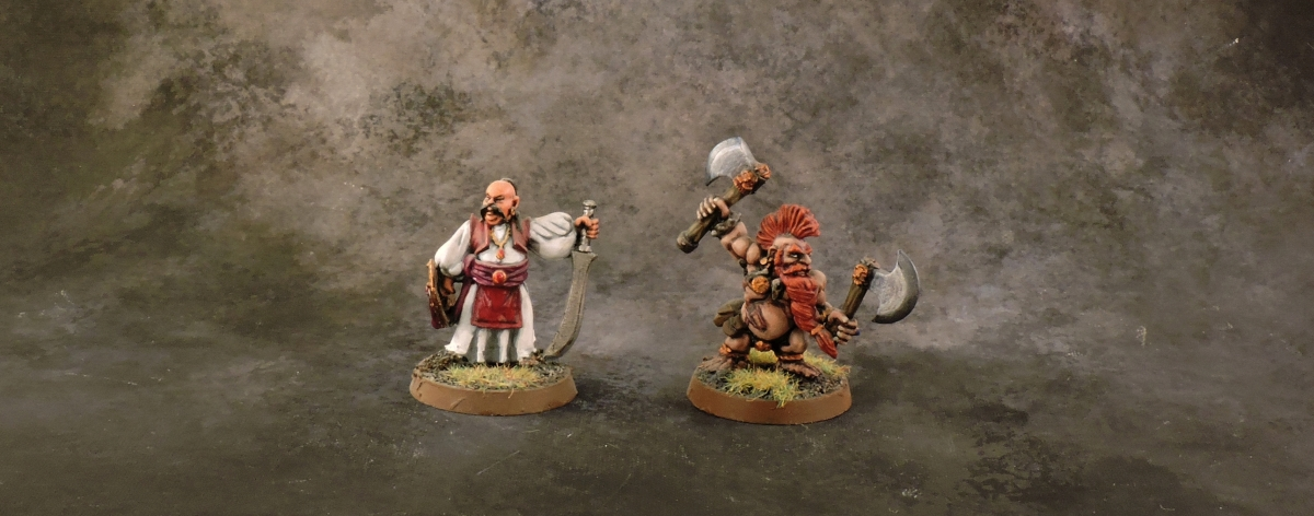 Mordheim Personas - Merchant Slayer