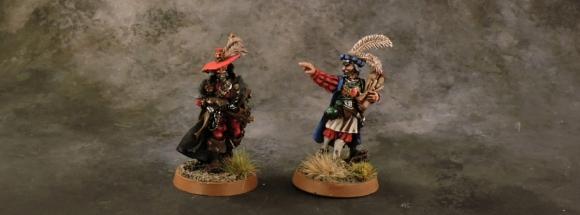 Mordheim Personas - Witch Hunter Explorer