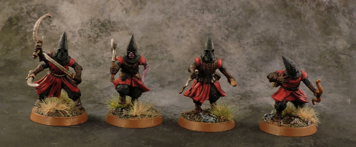 Mordheim Possessed - Archers