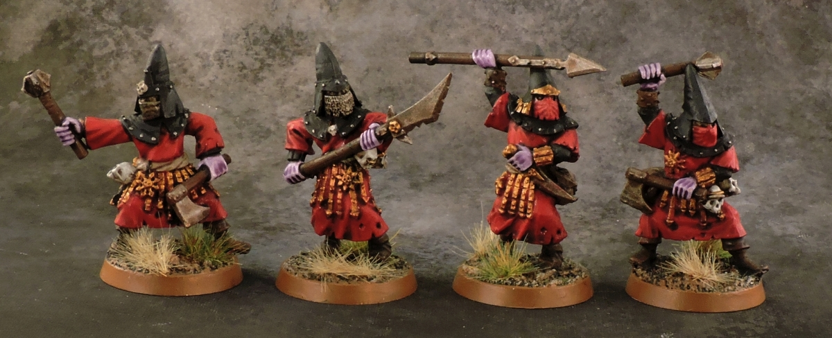 Mordheim Possessed - Regulars