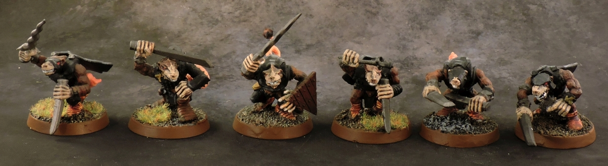 Mordheim Skaven - Clanrats