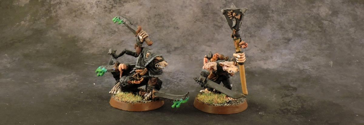 Mordheim Skaven - Heroes