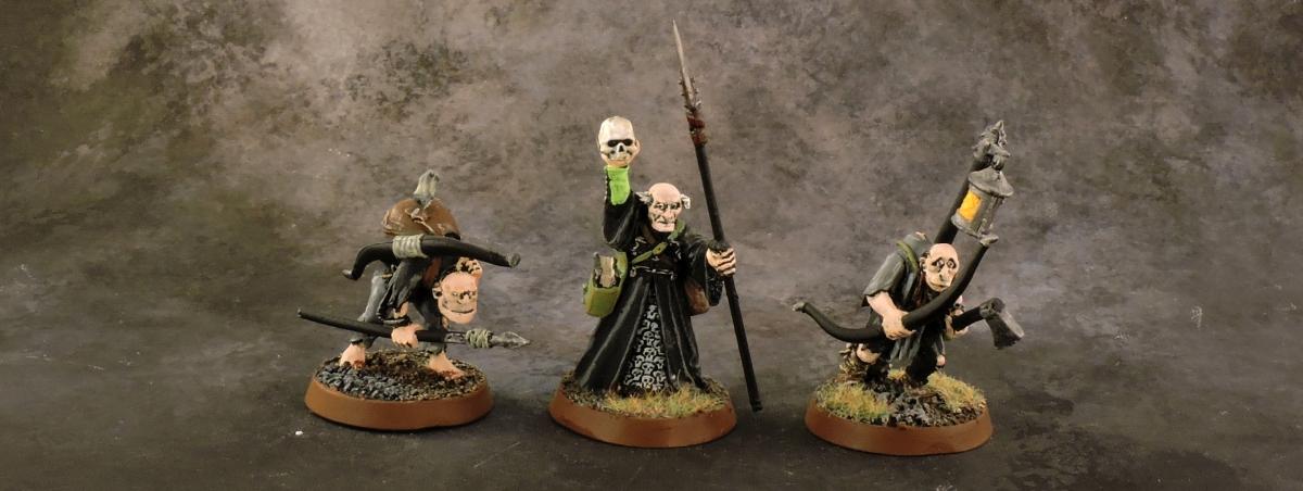 Mordheim Undead - Dregs