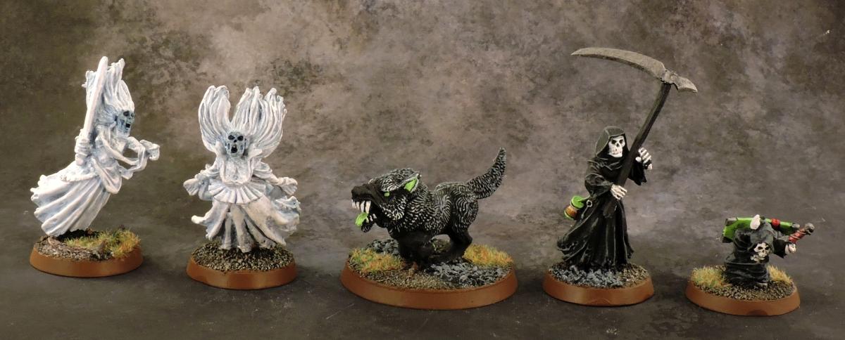 Mordheim Undead - Specials