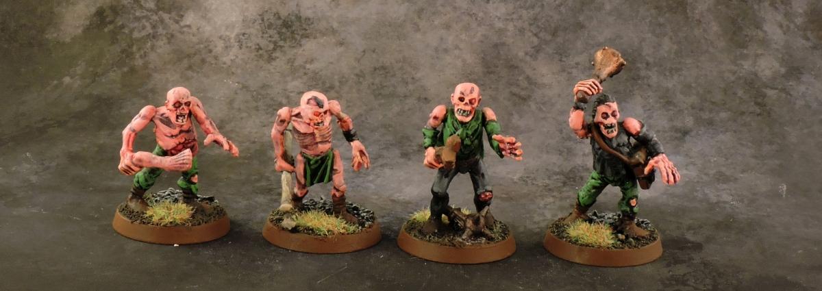 Mordheim Undead - Zombies