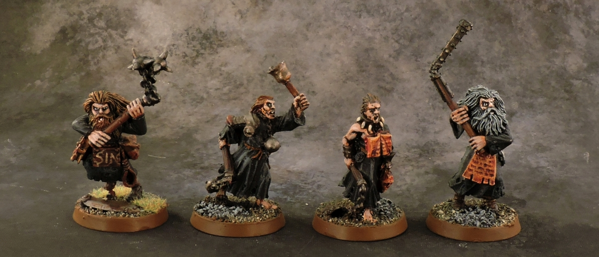 Mordheim Witch Hunter - Flagellants