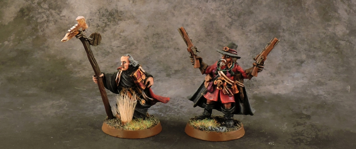 Mordheim Witch Hunter - Lords