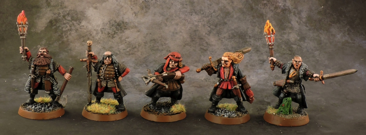 Mordheim Witch Hunter - Witch Hunters