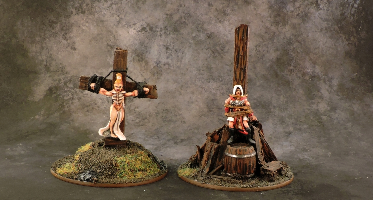 Mordheim - Witches