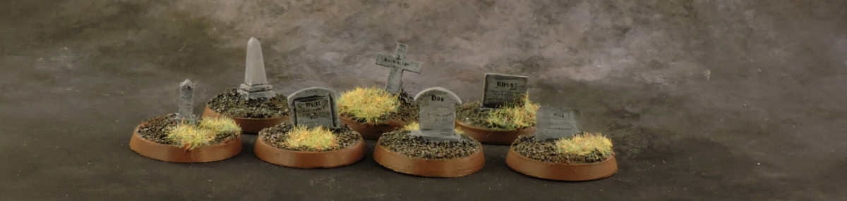 Mordheim - Wound Markers