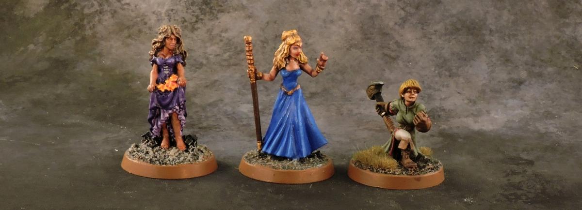 RPG - Female Heroes