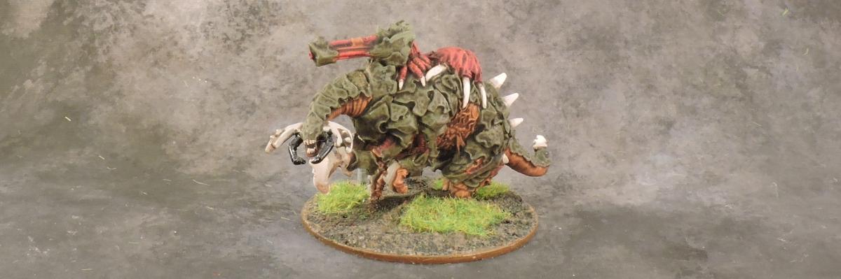 EPIC Tyranids - Hydrophant